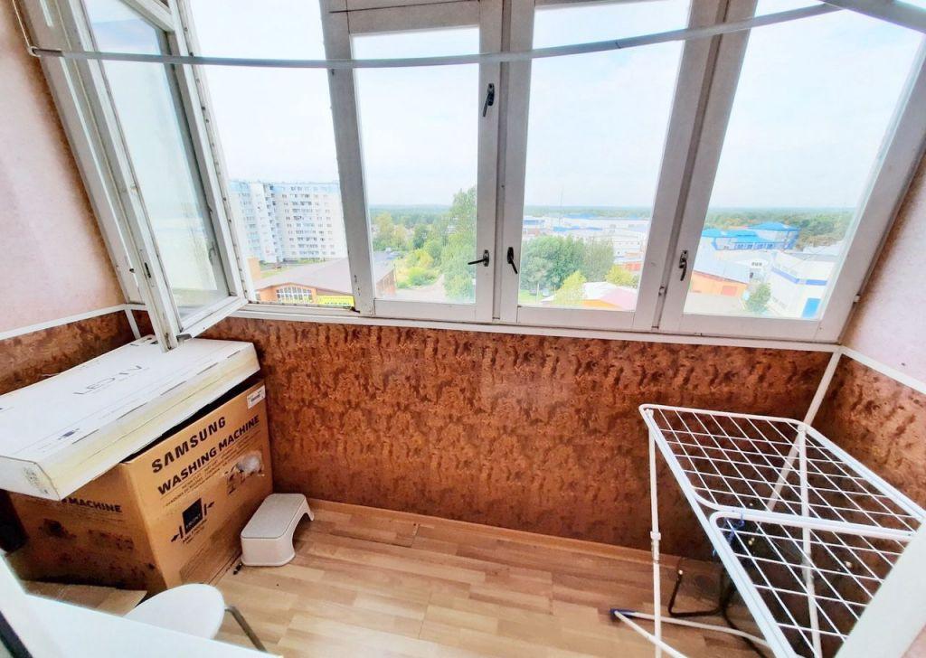 Продажа однокомнатной квартиры Электрогорск, улица Ухтомского 9, цена 2350000 рублей, 2020 год объявление №503218 на megabaz.ru