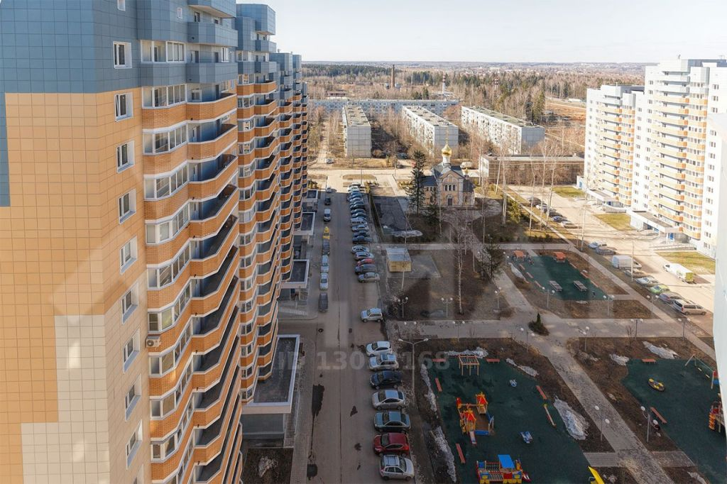 Продажа двухкомнатной квартиры поселок городского типа Некрасовский, цена 5700000 рублей, 2021 год объявление №355041 на megabaz.ru