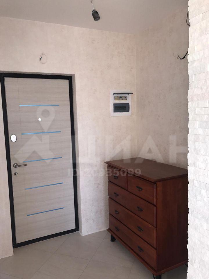 Продажа однокомнатной квартиры деревня Исаково, Рябиновая улица 3, цена 4250000 рублей, 2021 год объявление №402266 на megabaz.ru