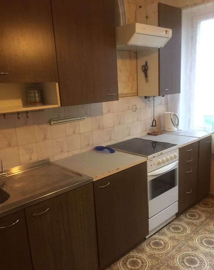 Аренда однокомнатной квартиры Жуковский, улица Осипенко 3, цена 18000 рублей, 2020 год объявление №1223733 на megabaz.ru
