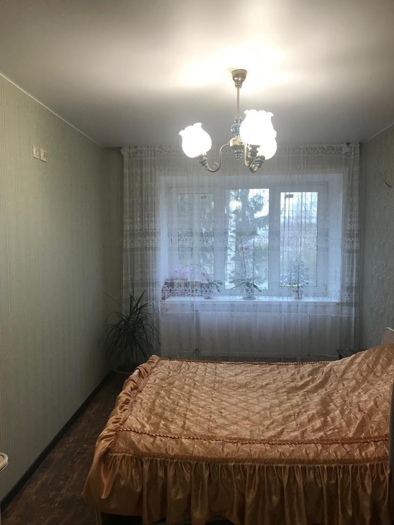 Продажа трёхкомнатной квартиры деревня Березняки, цена 2500000 рублей, 2020 год объявление №459945 на megabaz.ru