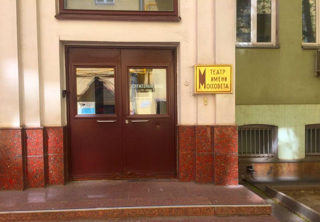 Продажа студии Москва, метро Маяковская, Тверская улица 27с1, цена 7489998 рублей, 2020 год объявление №402307 на megabaz.ru