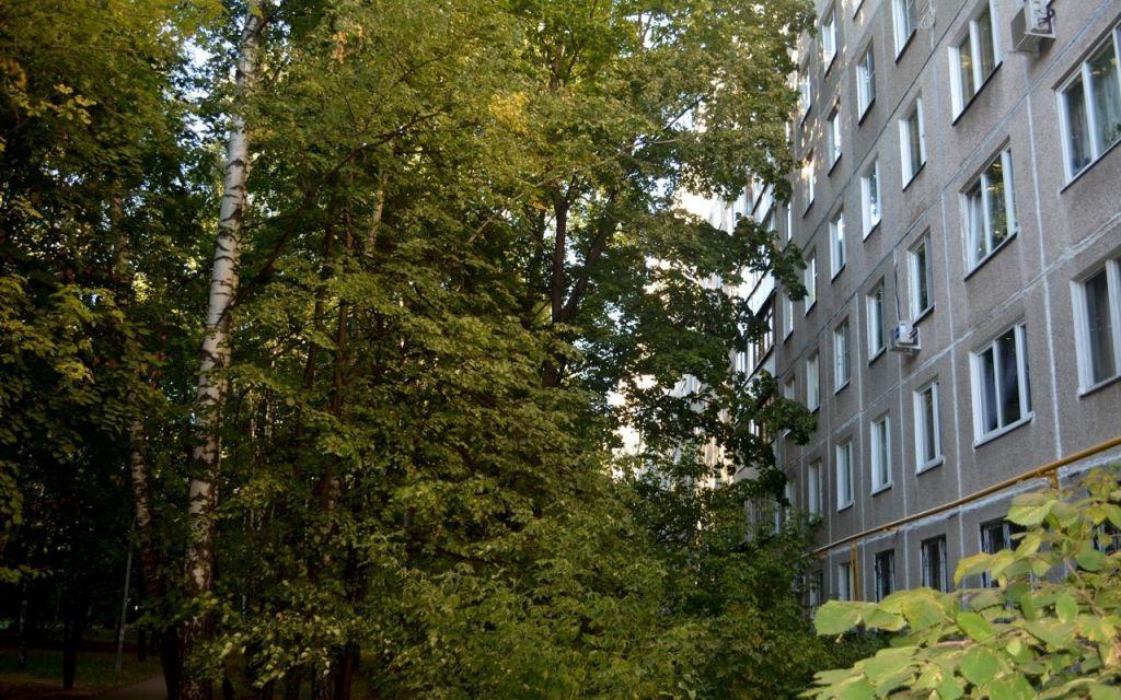 Продажа двухкомнатной квартиры Москва, метро Южная, Кировоградская улица 10к2, цена 12500000 рублей, 2020 год объявление №446937 на megabaz.ru