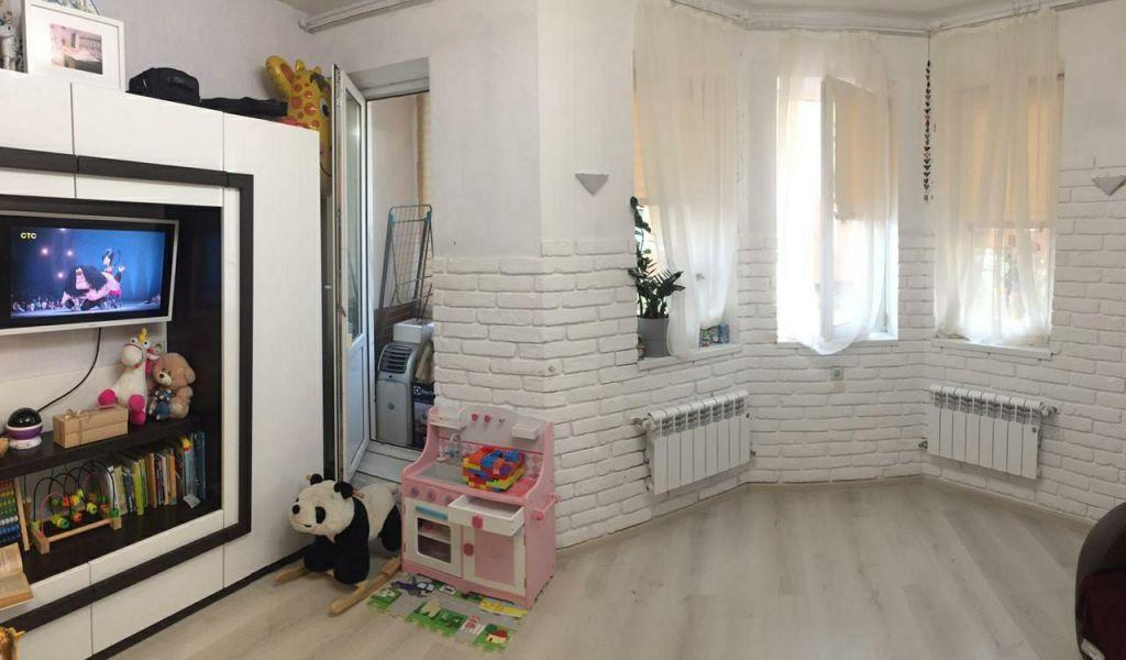 Продажа студии деревня Новая Купавна, цена 2450000 рублей, 2021 год объявление №357191 на megabaz.ru
