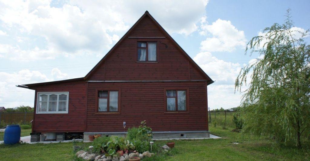 Продажа дома рабочий посёлок Малино, цена 1500000 рублей, 2021 год объявление №403636 на megabaz.ru