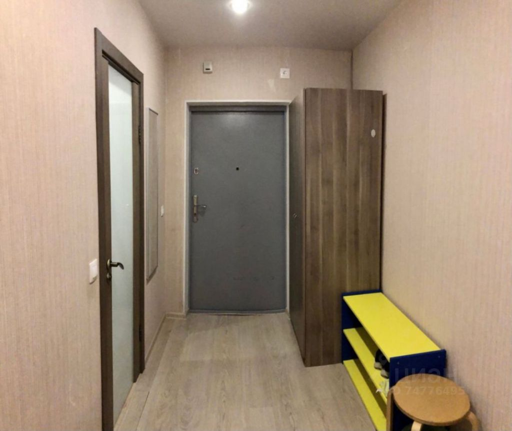 Продажа двухкомнатной квартиры деревня Подолино, Солнечная улица 4, цена 4900000 рублей, 2021 год объявление №646733 на megabaz.ru