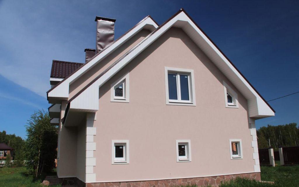 Продажа дома село Воскресенское, цена 13000000 рублей, 2020 год объявление №467149 на megabaz.ru