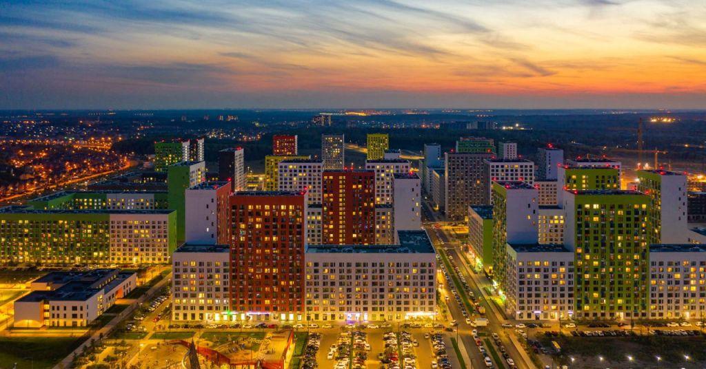 Продажа студии Москва, метро Бунинская аллея, цена 4752000 рублей, 2020 год объявление №439278 на megabaz.ru