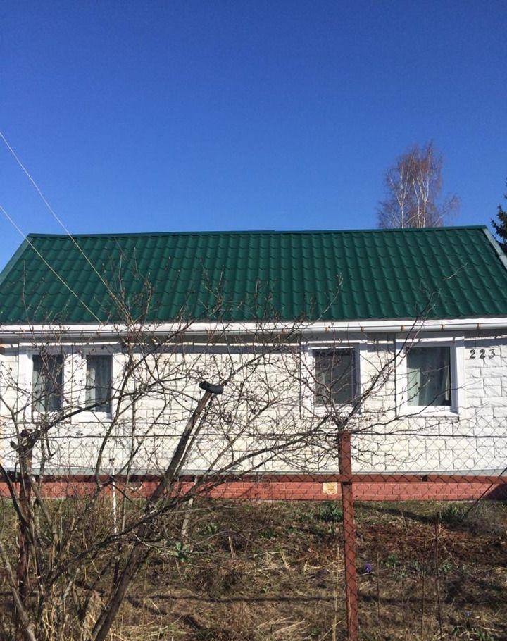 Продажа дома деревня Верейка, цена 500000 рублей, 2021 год объявление №423965 на megabaz.ru