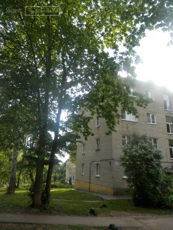 Продажа двухкомнатной квартиры поселок Лоза, цена 1550000 рублей, 2020 год объявление №404691 на megabaz.ru