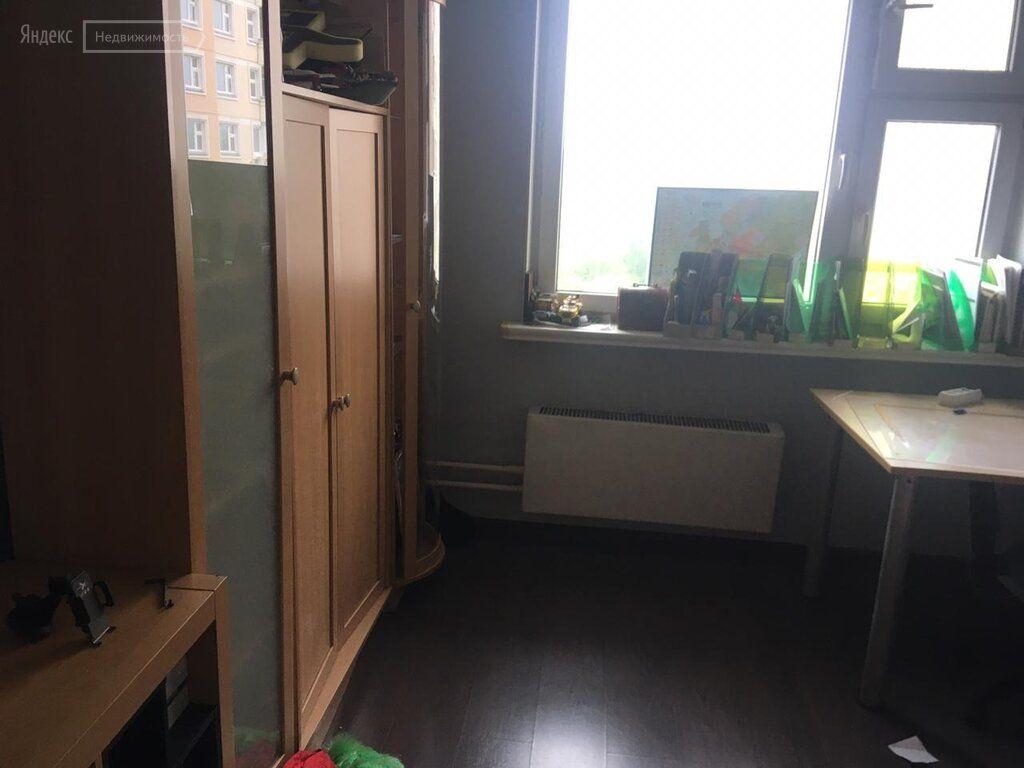 Аренда четырёхкомнатной квартиры Москва, Лукинская улица 16, цена 70000 рублей, 2020 год объявление №1059233 на megabaz.ru