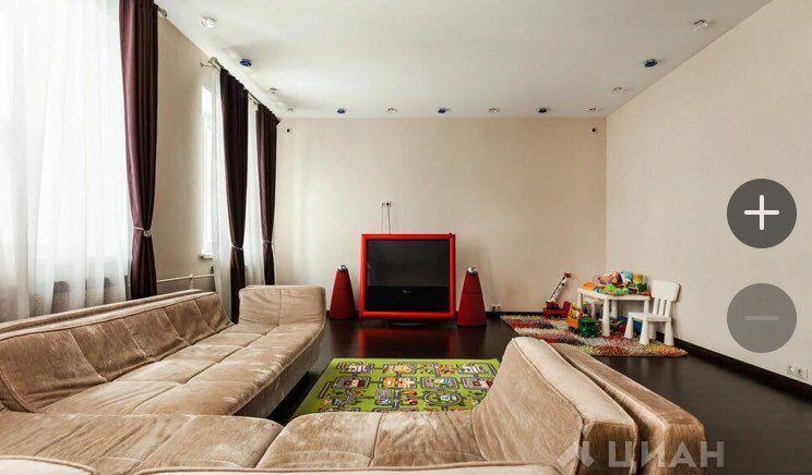 Продажа пятикомнатной квартиры поселок Поведники, Центральная улица 20, цена 18500000 рублей, 2021 год объявление №509069 на megabaz.ru