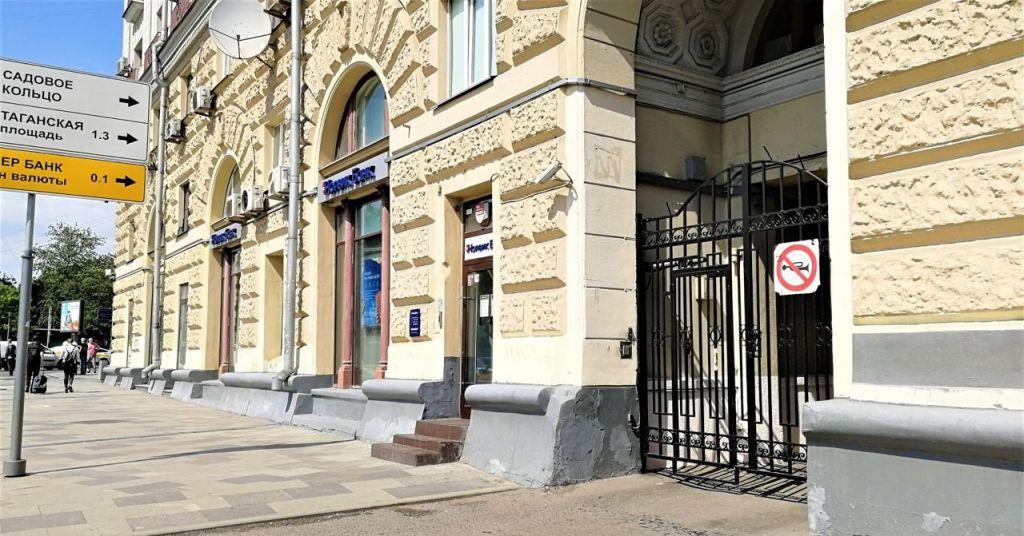 Продажа студии Москва, метро Павелецкая, улица Зацепский Вал 5, цена 4190000 рублей, 2020 год объявление №437863 на megabaz.ru