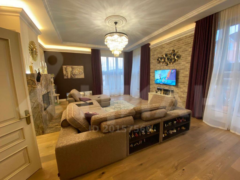 Продажа дома поселок Мещерино, метро Домодедовская, цена 42000000 рублей, 2021 год объявление №464350 на megabaz.ru