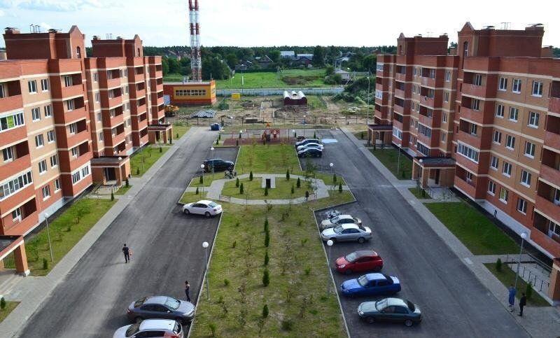 Продажа трёхкомнатной квартиры деревня Большие Жеребцы, цена 5000000 рублей, 2021 год объявление №408556 на megabaz.ru
