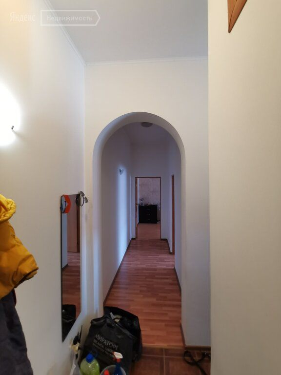 Продажа двухкомнатной квартиры рабочий посёлок Решетниково, Центральная улица 41с2, цена 2100000 рублей, 2020 год объявление №410100 на megabaz.ru