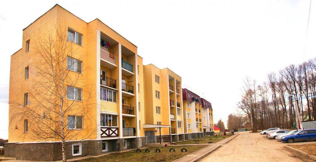 Продажа однокомнатной квартиры Волоколамск, Тихая улица 5к1, цена 1800000 рублей, 2020 год объявление №448118 на megabaz.ru