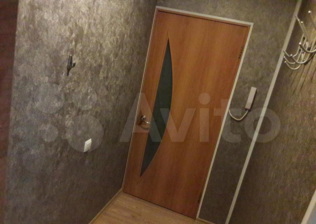 Аренда однокомнатной квартиры Волоколамск, Рижское шоссе 17, цена 18000 рублей, 2021 год объявление №1374160 на megabaz.ru