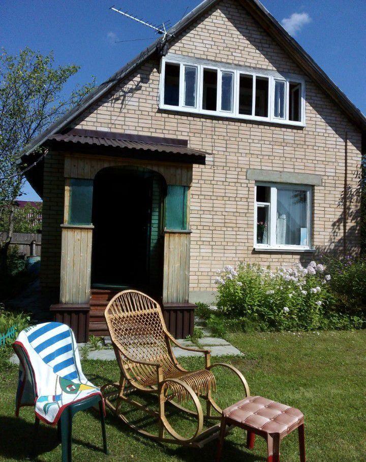 Продажа дома садовое некоммерческое товарищество Алешинские Сады, цена 2800000 рублей, 2020 год объявление №391704 на megabaz.ru