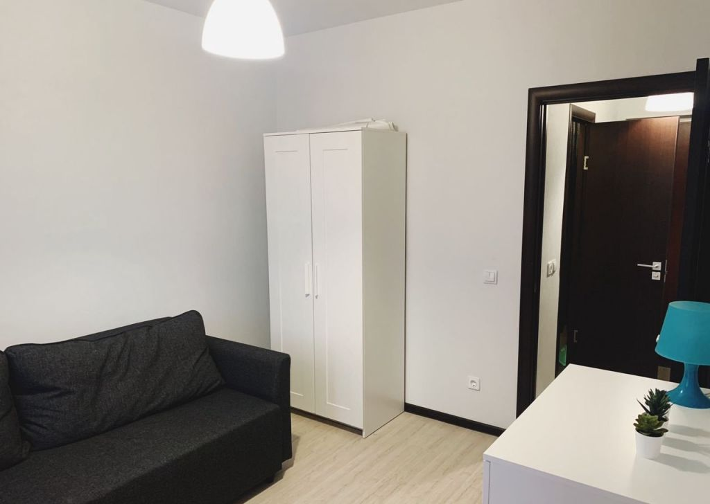 Аренда однокомнатной квартиры Балашиха, улица Калинина 20, цена 23000 рублей, 2020 год объявление №1118662 на megabaz.ru