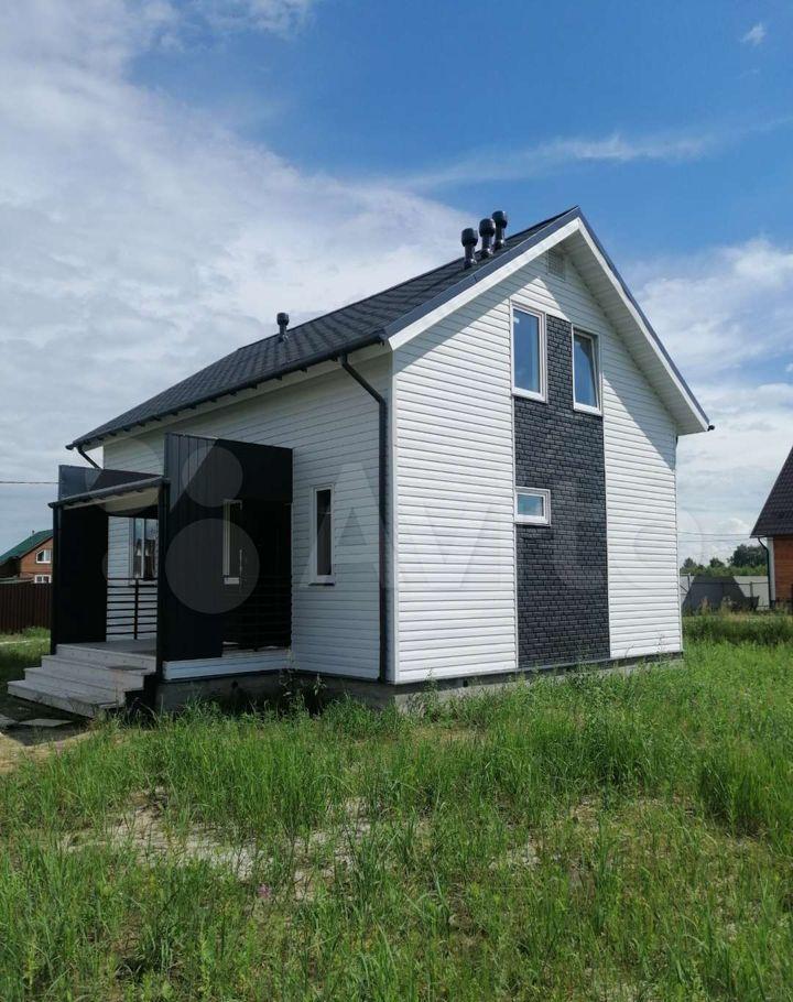 Продажа дома деревня Ивановка, Лесная улица, цена 3600000 рублей, 2021 год объявление №655139 на megabaz.ru