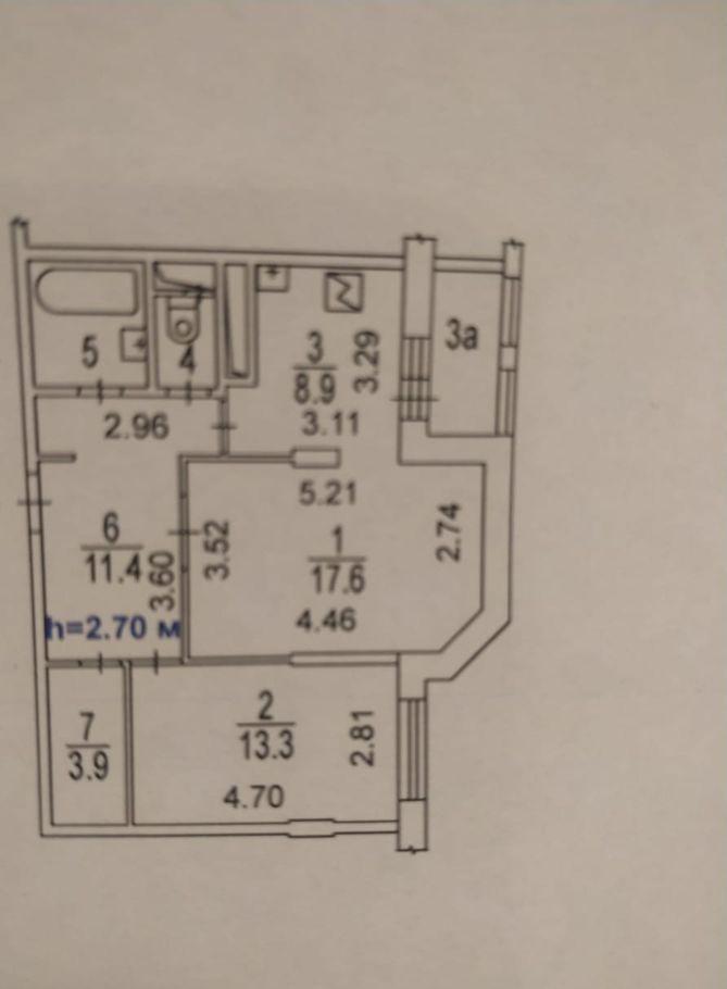 Продажа двухкомнатной квартиры Москва, метро Царицыно, 6-я Радиальная улица 3к2, цена 11700000 рублей, 2020 год объявление №406096 на megabaz.ru