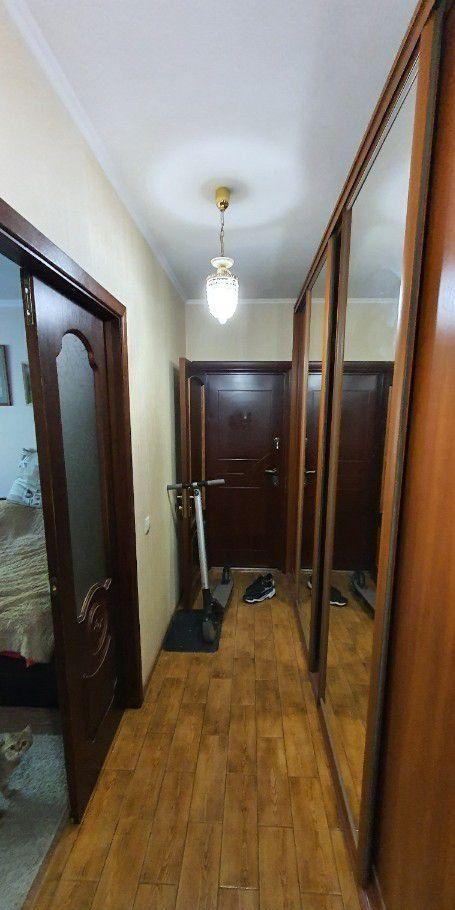 Продажа двухкомнатной квартиры Москва, метро Текстильщики, цена 9190000 рублей, 2021 год объявление №388779 на megabaz.ru