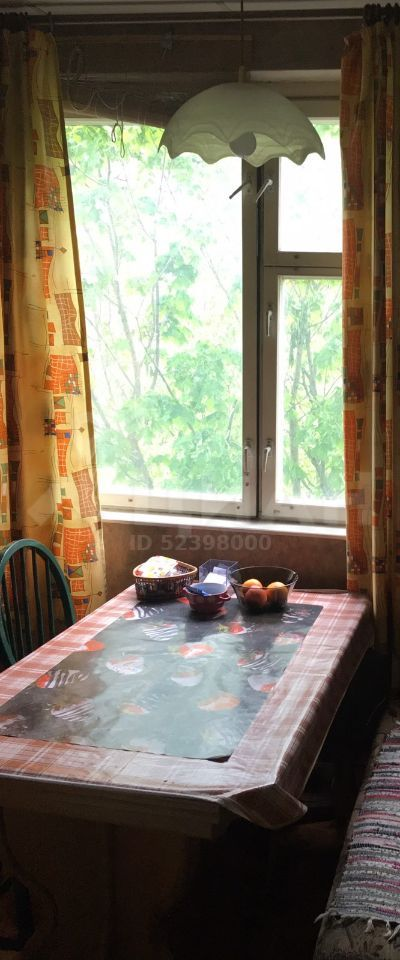 Продажа двухкомнатной квартиры Москва, метро Южная, Кировоградская улица 7, цена 10300000 рублей, 2021 год объявление №400007 на megabaz.ru