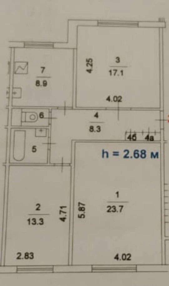 Аренда трёхкомнатной квартиры Москва, метро Лесопарковая, Старобитцевская улица 21к3, цена 45000 рублей, 2020 год объявление №1175992 на megabaz.ru