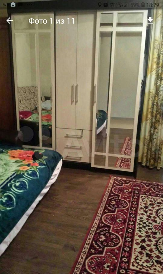 Аренда однокомнатной квартиры Ногинск, Ремесленная улица 2, цена 17000 рублей, 2021 год объявление №1406537 на megabaz.ru