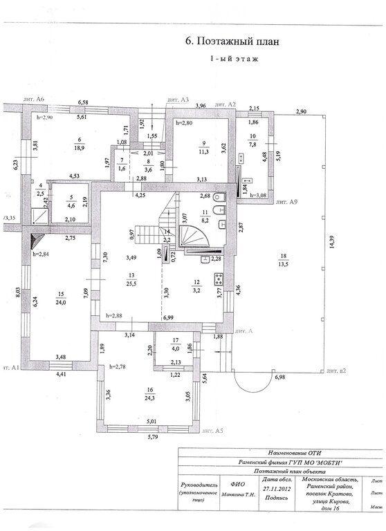 Продажа дома дачный посёлок Кратово, улица Кирова 16, цена 48500000 рублей, 2021 год объявление №549786 на megabaz.ru