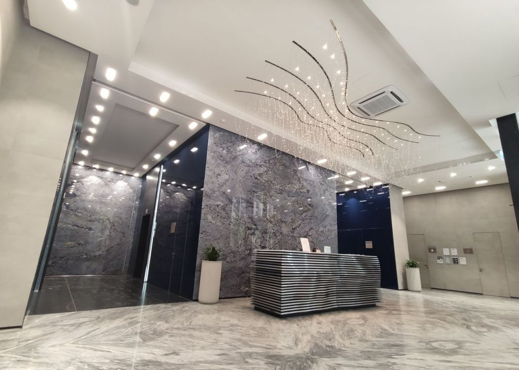 Аренда однокомнатной квартиры Москва, метро Улица 1905 года, Ходынская улица 2, цена 79999 рублей, 2020 год объявление №1129062 на megabaz.ru