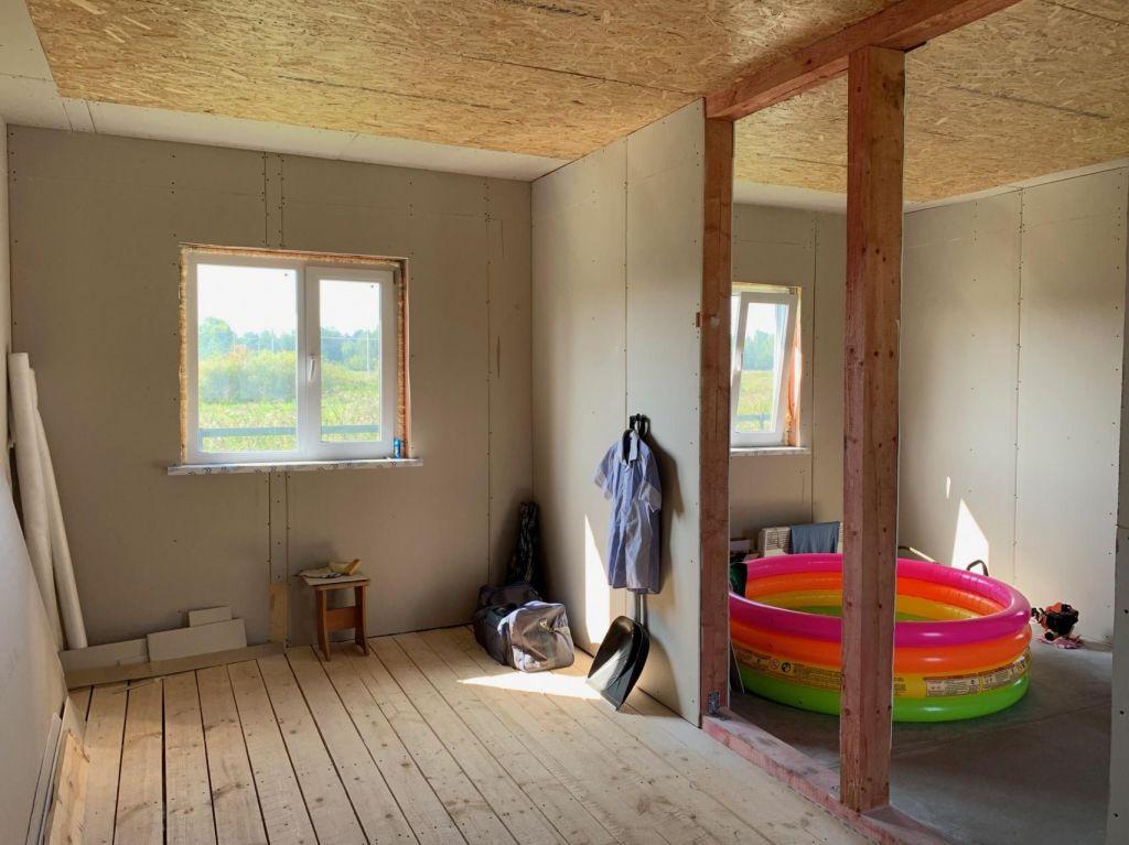 Продажа дома деревня Губино, цена 1000000 рублей, 2020 год объявление №410715 на megabaz.ru