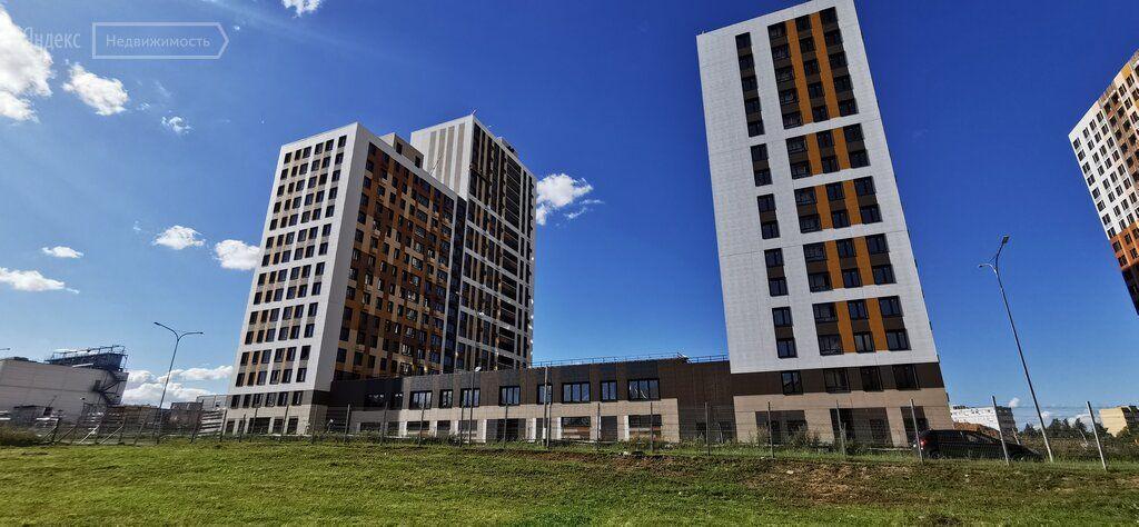 Продажа однокомнатной квартиры рабочий поселок Новоивановское, цена 3390000 рублей, 2021 год объявление №468259 на megabaz.ru