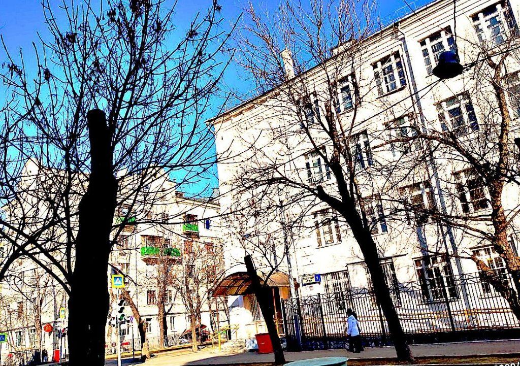 Продажа студии Москва, метро Спортивная, улица Доватора 9, цена 4800000 рублей, 2020 год объявление №406638 на megabaz.ru