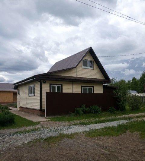 Продажа дома СНТ Луч, цена 375000 рублей, 2021 год объявление №492594 на megabaz.ru