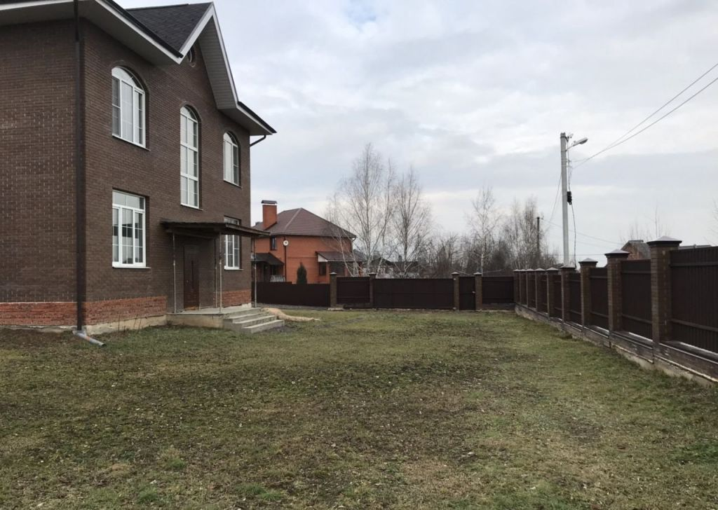 Продажа дома деревня Ермолино, цена 17000000 рублей, 2020 год объявление №406738 на megabaz.ru