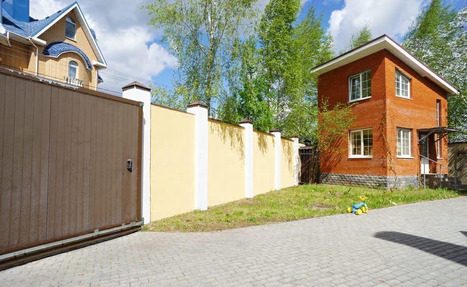 Аренда дома поселок Горки-2, цена 375000 рублей, 2021 год объявление №1215312 на megabaz.ru