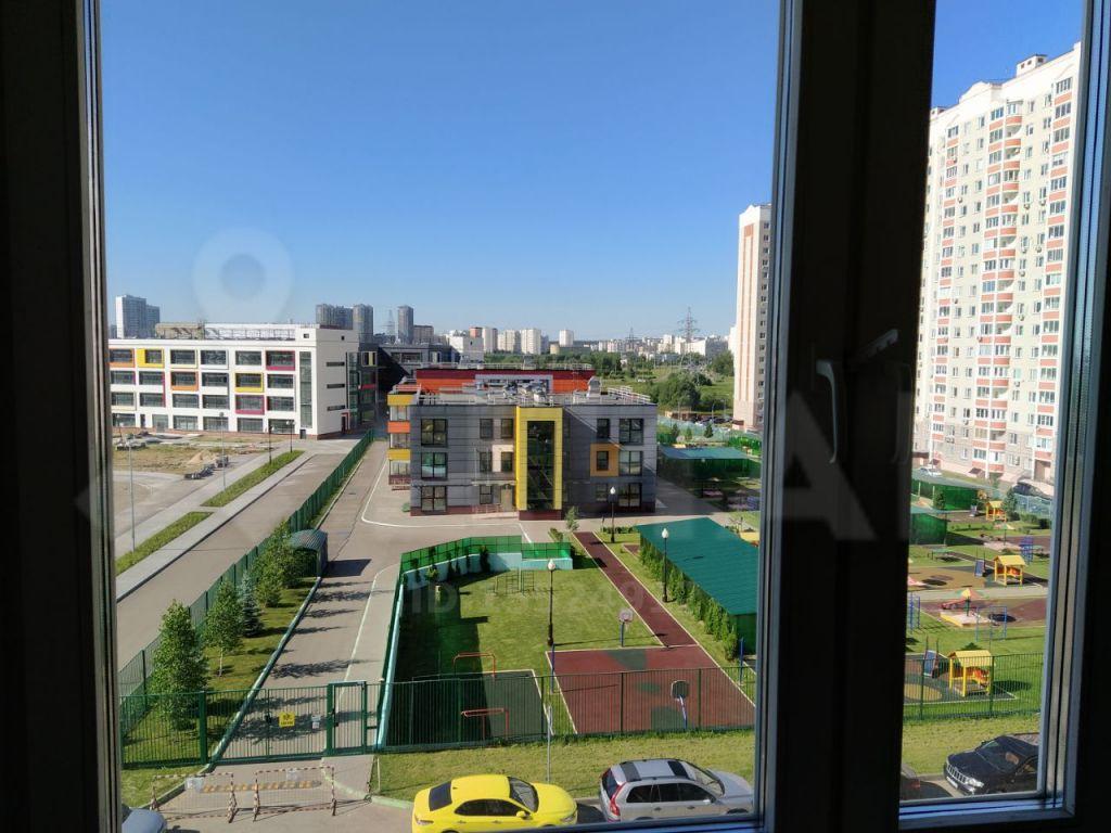 Продажа трёхкомнатной квартиры Москва, метро Бунинская аллея, Чечёрский проезд 126к2, цена 11500000 рублей, 2020 год объявление №439331 на megabaz.ru