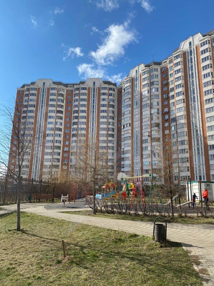 Продажа двухкомнатной квартиры Москва, метро Печатники, улица Гурьянова 6к1, цена 11600000 рублей, 2020 год объявление №381257 на megabaz.ru