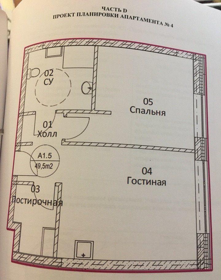 Продажа однокомнатной квартиры Москва, метро Динамо, цена 12500000 рублей, 2020 год объявление №386644 на megabaz.ru