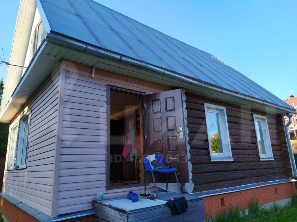 Продажа дома Москва, метро Комсомольская, цена 2200000 рублей, 2020 год объявление №407690 на megabaz.ru