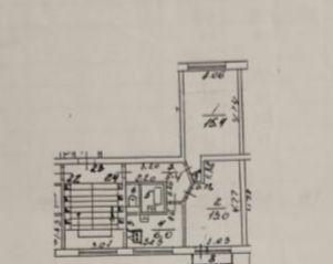 Продажа двухкомнатной квартиры рабочий посёлок Малино, цена 1800000 рублей, 2021 год объявление №565128 на megabaz.ru