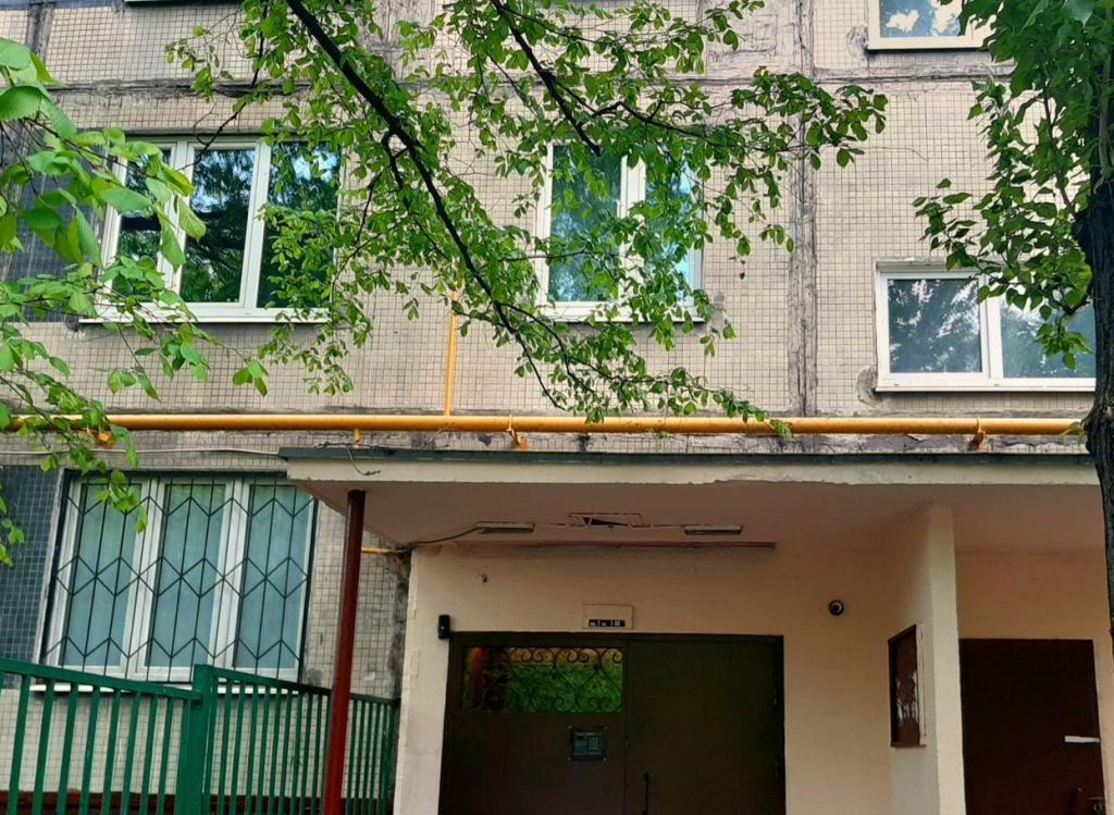 Продажа студии Москва, метро Выхино, Вешняковская улица 41к3, цена 2500000 рублей, 2020 год объявление №406846 на megabaz.ru