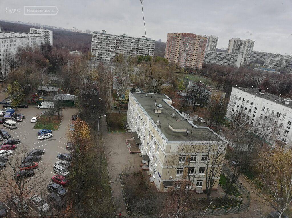 Продажа двухкомнатной квартиры Москва, метро Южная, Чертановская улица 14к1, цена 8800000 рублей, 2021 год объявление №407152 на megabaz.ru