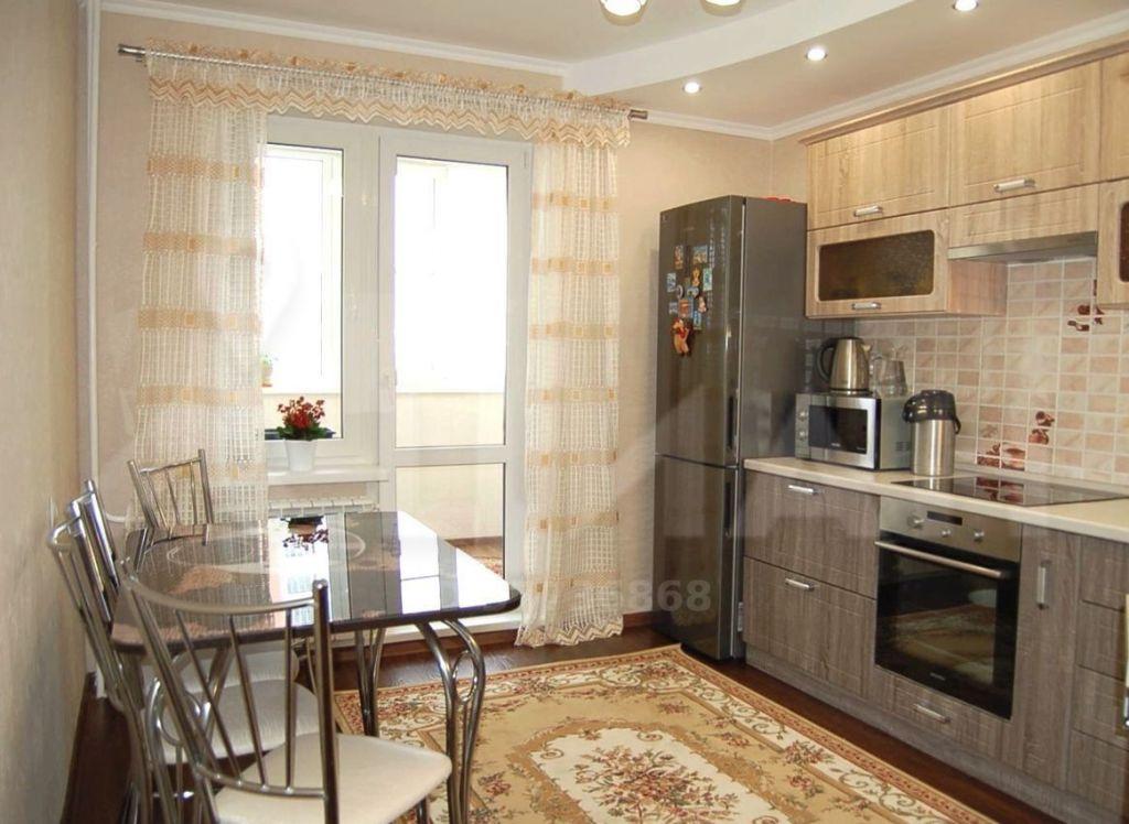 Продажа трёхкомнатной квартиры Воскресенск, метро Выхино, улица Маркина 17, цена 3200000 рублей, 2020 год объявление №447371 на megabaz.ru