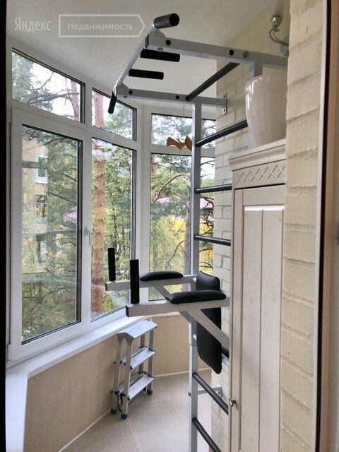 Аренда двухкомнатной квартиры поселок Сосны, цена 47500 рублей, 2021 год объявление №1255659 на megabaz.ru