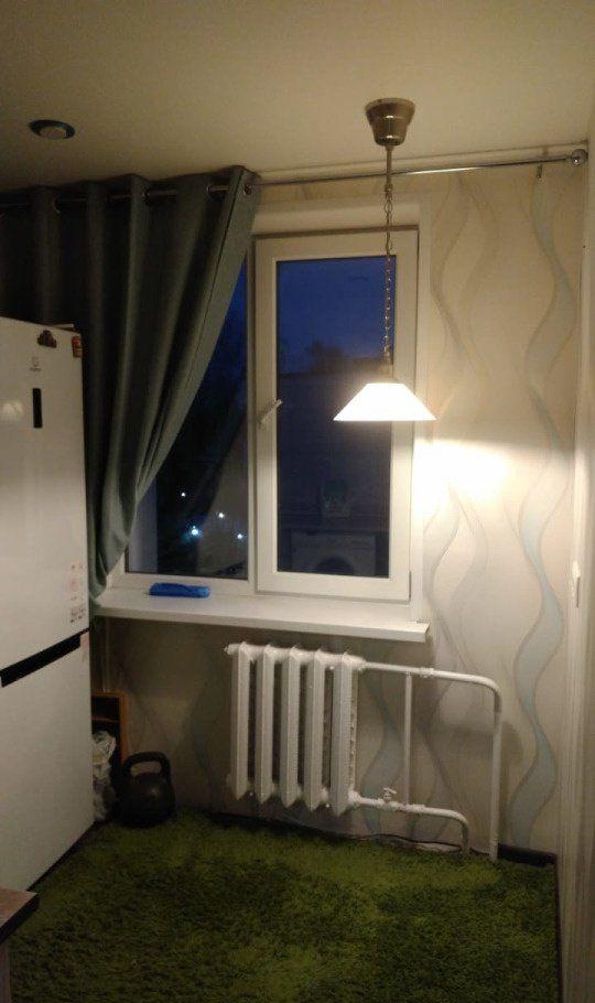 Аренда однокомнатной квартиры Клин, улица Менделеева 6, цена 18000 рублей, 2020 год объявление №1128829 на megabaz.ru