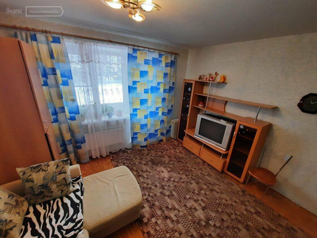 Аренда однокомнатной квартиры Наро-Фоминск, Бобруйская улица, цена 16000 рублей, 2021 год объявление №1316586 на megabaz.ru