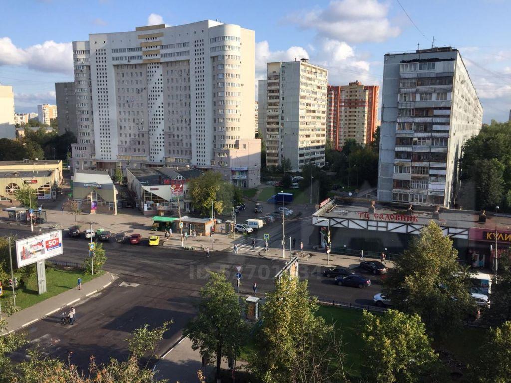Продажа двухкомнатной квартиры Королёв, метро ВДНХ, проспект Королёва 5, цена 4450000 рублей, 2020 год объявление №407930 на megabaz.ru